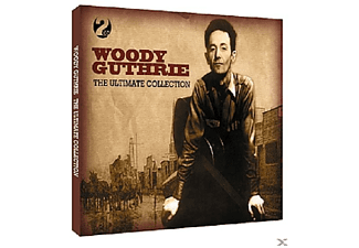 Woody Guthrie - The Ultimate Collection - (CD)