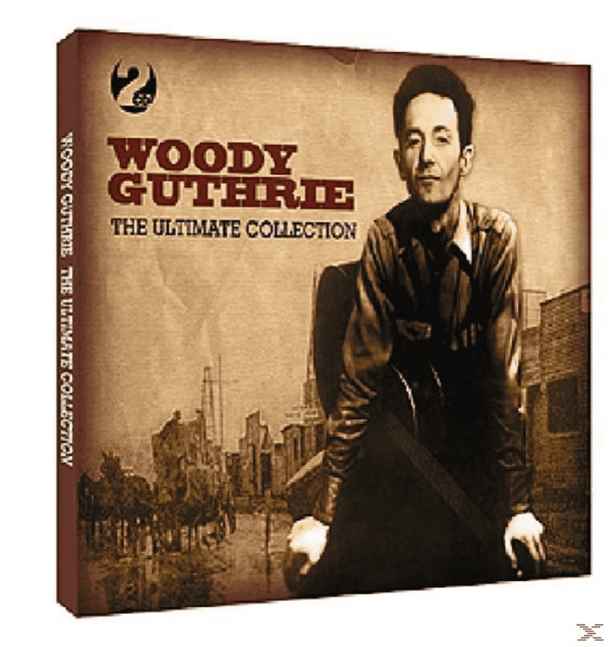 The Ultimate Collection Woody Guthrie auf CD