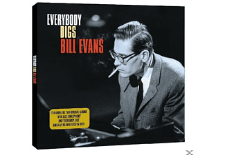 Bill Evans - Everybody Digs Bill Evans - (CD)
