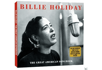 Billie Holiday - The Great American Songbook - (CD)