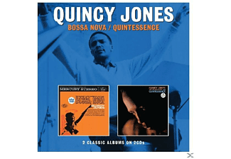 Quincy Jones - Bossa Nova/Quintessence - (CD)
