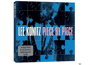 Lee Konitz - Piece By Piece - (CD)