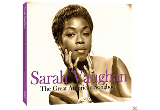 Sarah Vaughan - The Great American Songbook - (CD)