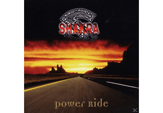 Shakra - Powerride - (CD)