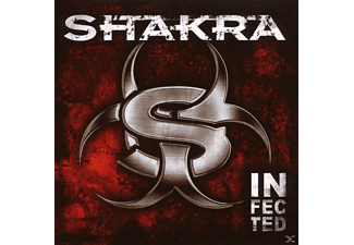 Shakra - Infected - (CD)