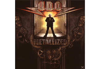 Udo - Metallized/Best Of - (CD)