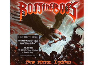 Ross The Boss - New Metal Leader - (CD)