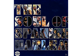 VARIOUS - The Soul Of Spanish Harlem - (Vinyl)
