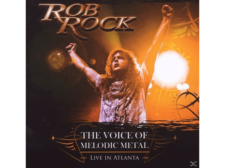 Rob Rock - The Voice Of Melodic Metal Live In Atlanta [CD]