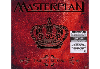 Masterplan - Time To Be King - (CD)