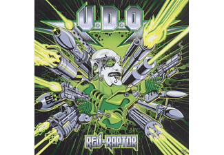 Udo - Rev-Raptor - (CD)
