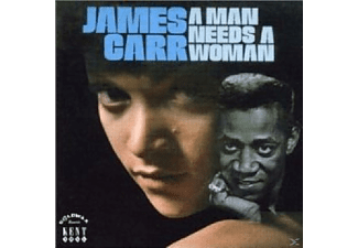 James Carr - A Man Needs A Woman - (Vinyl)