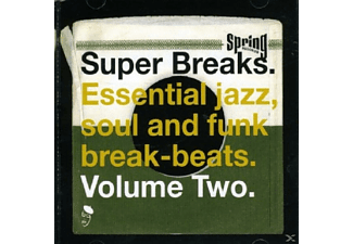 VARIOUS - SUPER BREAKS 2 - (Vinyl)