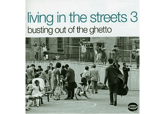 VARIOUS - Living In The Streets 3: Bustin' Outta The Ghetto - (Vinyl)