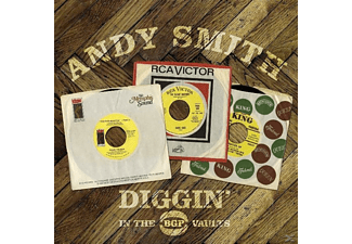 VARIOUS - Andy Smith-Diggin' In The Bgp Vaults - (Vinyl)