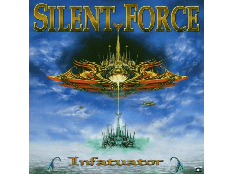 Silent Force - Infactuator - (Re-Release) [CD]