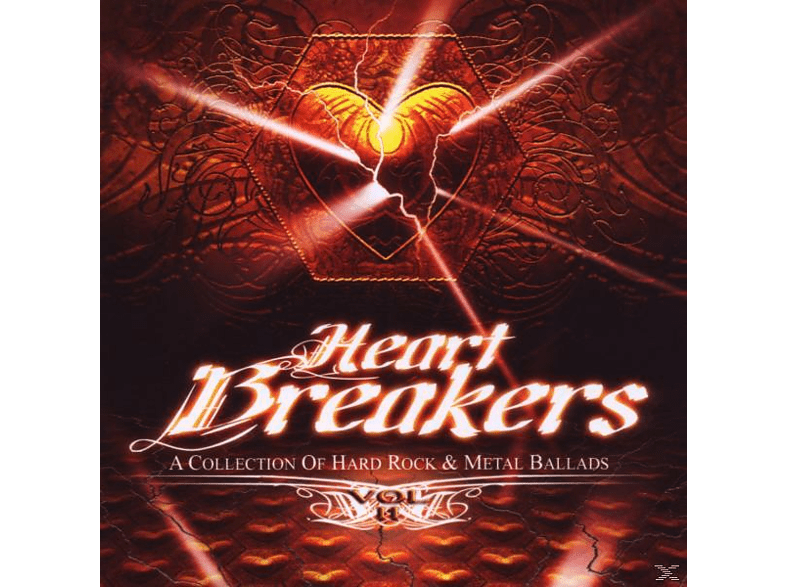 VARIOUS - Heart Breakers Vol.2 [CD]