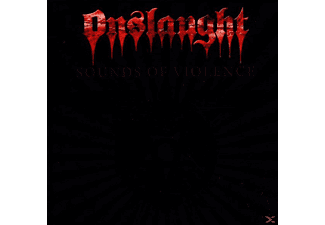 Onslaught - Sounds Of Violence - (CD)