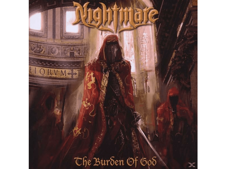 Nightmare - The Burden Of God [CD]