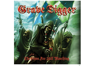 Grave Digger - THE CLANS ARE STILL MARCHING - (CD + DVD Video)