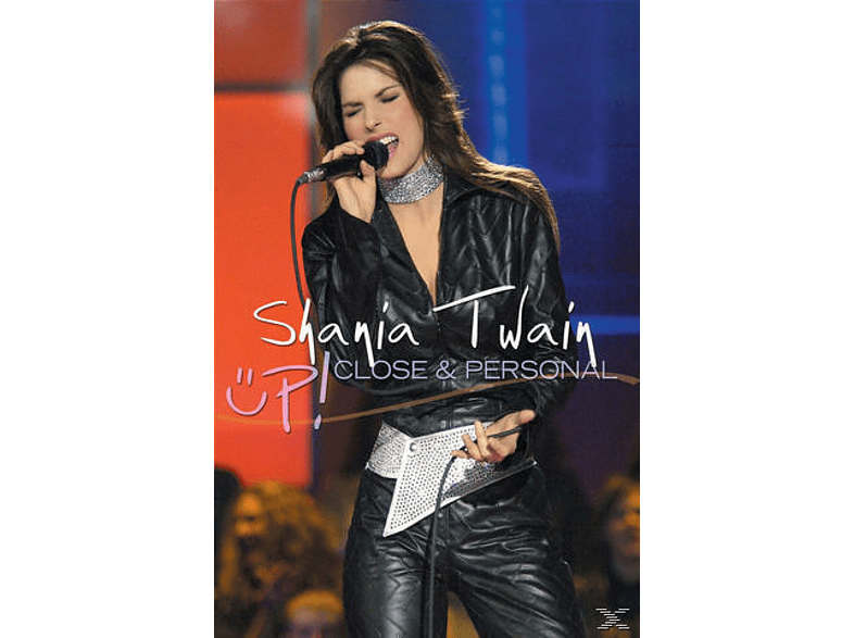 Shania Twain - Up! Close And Personal [DVD]