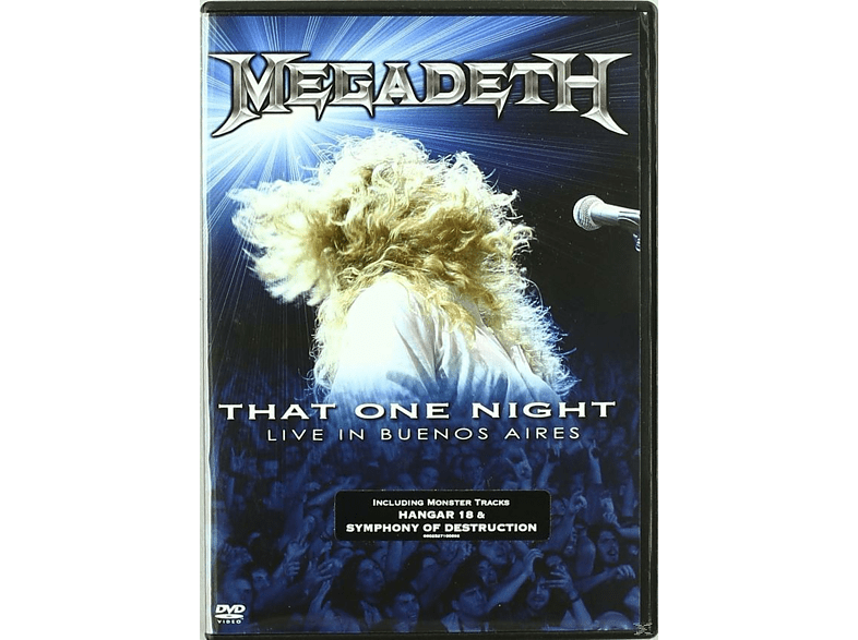 Megadeth - That One Night: Live In Buenos Aires [DVD]