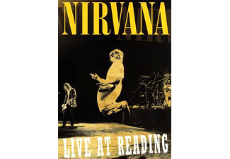Nirvana - Live At Reading - (DVD)