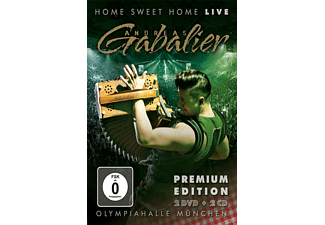 Andreas Gabalier - Home Sweet Home - Live Aus Der Olympiahalle München (Premium Edition) - (CD + DVD Video)