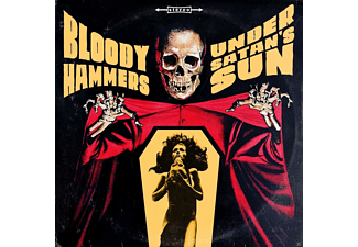 Bloody Hammers - Under Satan's Sun - (CD)