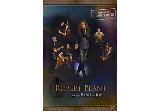 Robert Plant, Band Of Joy - Robert Plant & The Band Of Joy - Live From The Artists Den - (DVD)