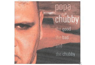 Popa Chubby - The Good The Bad And The Chubby - (CD)