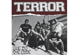 Terror - Live By The Code - (CD)