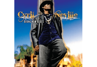 Neville Cyril & The - Brand New Blues - (CD)