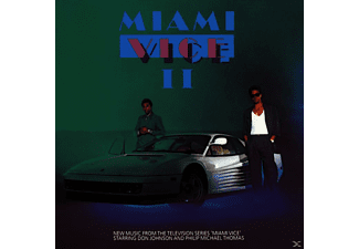 VARIOUS - Miami Vice 2 - (CD)