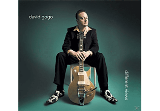 David Gogo - DIFFERENT VIEWS - (CD)