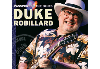 Duke Robillard - Passport To The Blues - (CD)