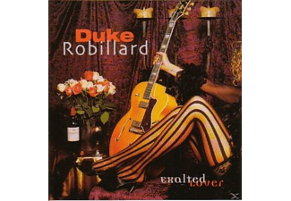 Duke Robillard - Exalted Over - (CD)