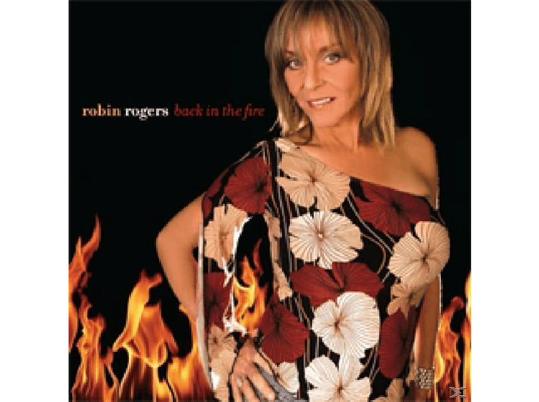 Robin Rogers - Back In The Fire [CD]