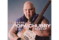 Popa Chubby - Then Years With Popa Chubby [Doppel-Cd] [CD]