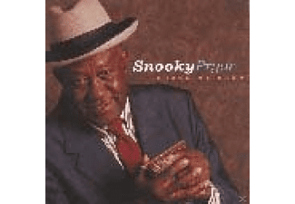Snooky Pryor - Shake My Hand - (CD)