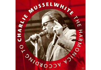 Charlie Musselwhite - The Harmonica According To Musselwhite (180g-LP) - (Vinyl)