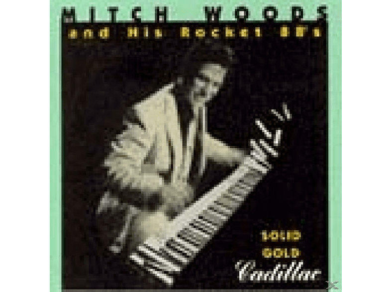 Woods Mitch - Solid Gold Cadillac [CD]