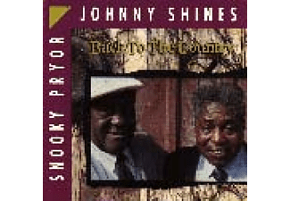 Shines, Johnny & Pryor, Snooky - Back To The Country - (CD)