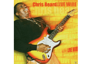 Chris Beard - Live Wire - (CD)