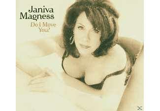 Janiva Magness - Do I Move You? - (CD)