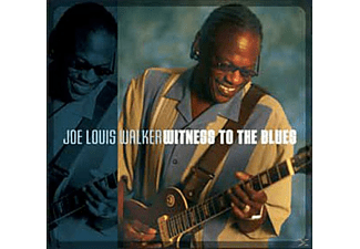 Joe Louis Walker - Witness to the Blues - (CD)