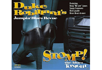 Duke Robillard - Stomp The Blues Tonight - (CD)