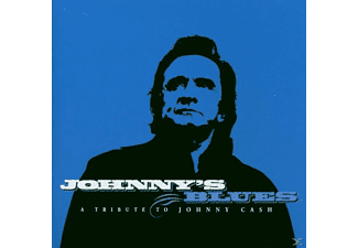 JOHNNY.=TRIBUTE= Cash, VARIOUS/BLUES - Johnny's Blues-A Tribute - (CD)