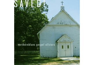 VARIOUS, Various Gospel Allstars - Saved! - (CD)