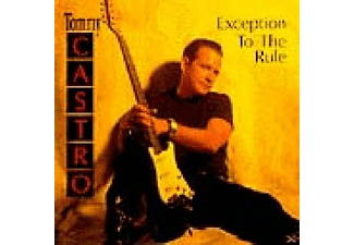 Tommy Castro - Exception To The Rule - (CD)